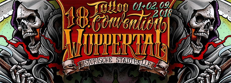 Wuppertaler Tattoo-Convention